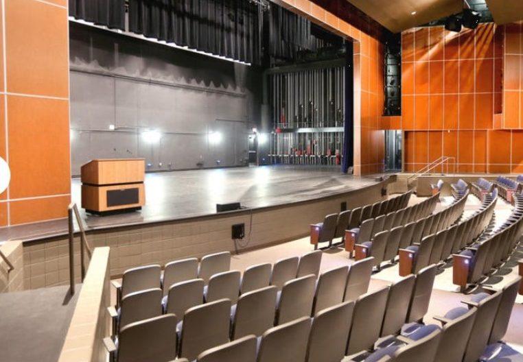 Hermantown High School Auditorium