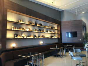Omni Viking Lakes Hotel cabinets by St. Germain's Cabinet - Supreme Counters Duluth, MN