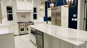 Residential Countertops by St Germain's Cabinet Supreme Countertops